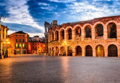 Visite de la ville de Vérone